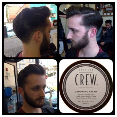 The best haircuts for men in Bristol from Barbering@Francos on Gloucester Road