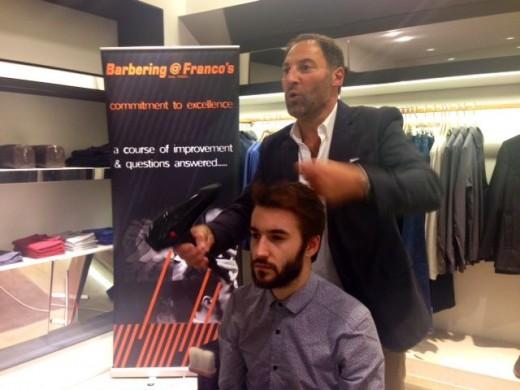 men's hairdressing in bristol