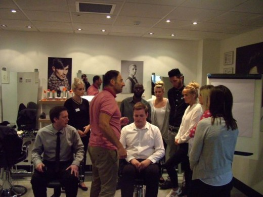 barbering courses in bristol