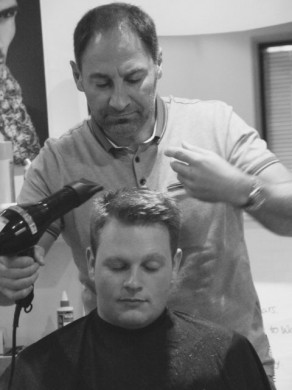 mens hairdressing in Bristol from Barbering@Franco's