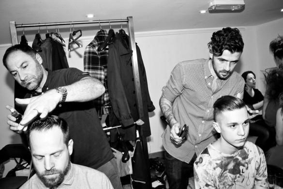mens hairdressing in Bristol from Barbering@Franco's