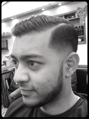 top men's hairdressing in Bristol from Barbering@Franco's