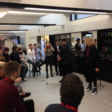 men's fashion and grooming trends in Bristol 2015 from Barbering@Franco's