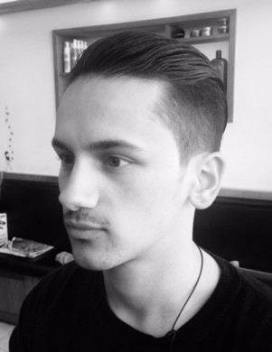 Disconnected haircut for men in Bristol from Barbering@Franco's