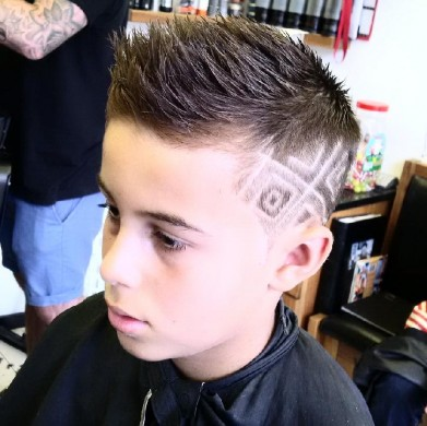 hair patterns for men in bristol from Barbering@Franco's