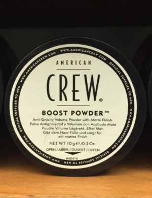 American Crew hair products in Bristol at Gloucester Road-based men's hairdressing salon Barbering@Franco's