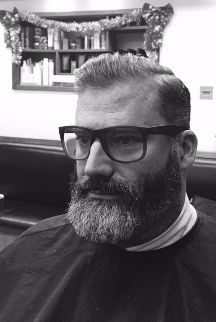 Short Back and Sides men's haircut in Bristol from Barbering@Franco's
