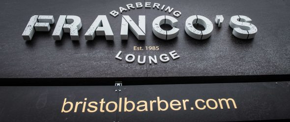 men's hair salon in Bristol Franco's Barbering Lounge