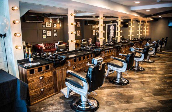 franco 39 s barbering lounge. Black Bedroom Furniture Sets. Home Design Ideas