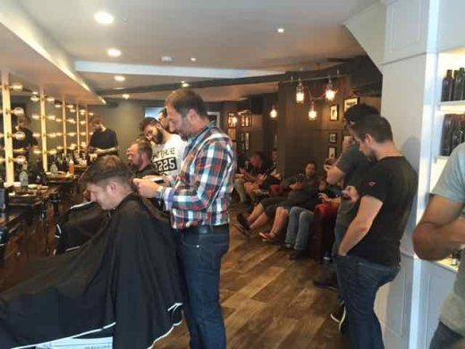 best barber in Bristol at Franco's Barbering Lounge