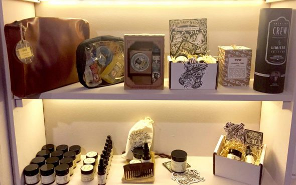 Christmas hair product presents for men in Bristol at Franco's Barbering Lounge