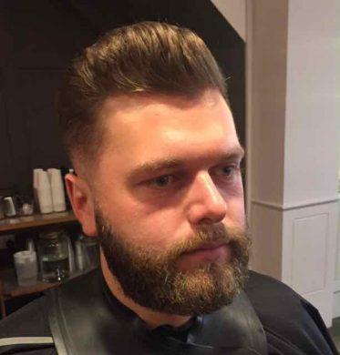 beard trim in Bristol at Franco's Barbering Lounge
