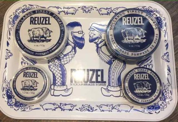 Reuzel Matte Pomades in Bristol at Franco's Barbering Lounge