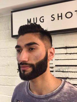 beard care in Bristol at Franco's Barbering Lounge