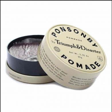 Male hair and grooming products in Bristol from Triumph & Disaster at Franco's Barbering Lounge