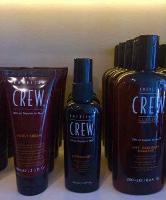 American Crew Alternator Spray at Franco's Barbering Lounge
