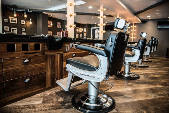 Bristol barbering salon Franco's Barbering Lounge