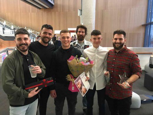 Award-winning Bristol barbers at Franco's Barbering Lounge
