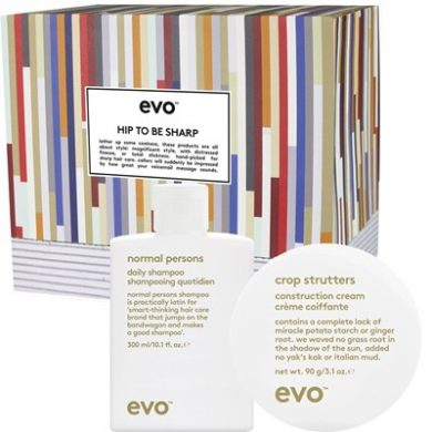 men's hair products in Bristol from EVO Hip To Be at Franco's Barbering Lounge