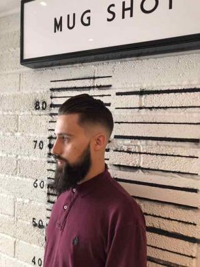 Express beard care service in Bristol at Franco's Barbering Lounge