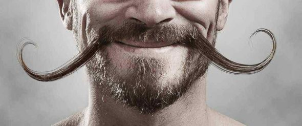 Movember moustaches in Bristol at Francos Barbering Lounge