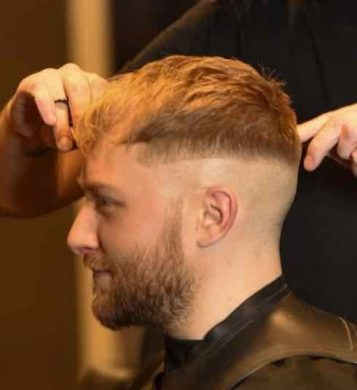 Men's barbering in Bristol at Franco's Barbering Lounge