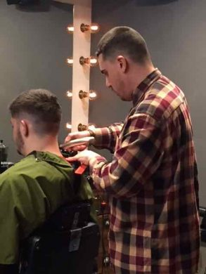 men's hairdressing offer Gloucester Road Bristol