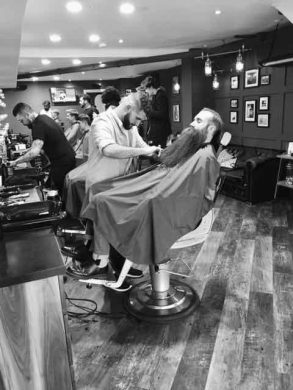 best barbers on Gloucester Road at Franco's Barbering Lounge