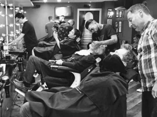 Shave Club in Bristol at Franco's Barbering Lounge