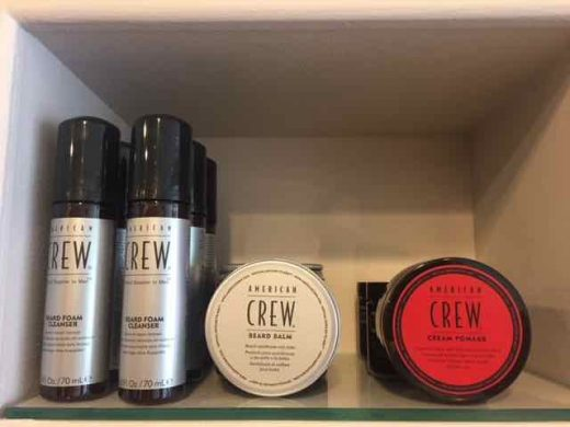 Beard care products in Bristol at Franco's Barbering Lounge