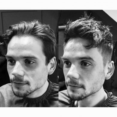 men's hair refresh in Bristol at Franco's Barbering Lounge