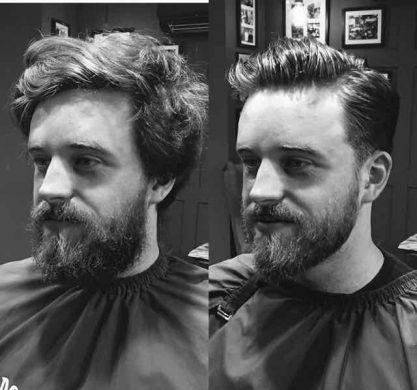 full restyle for men Gloucester Road barber shop