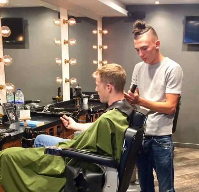 mens hairdressing discounts for Bristol students