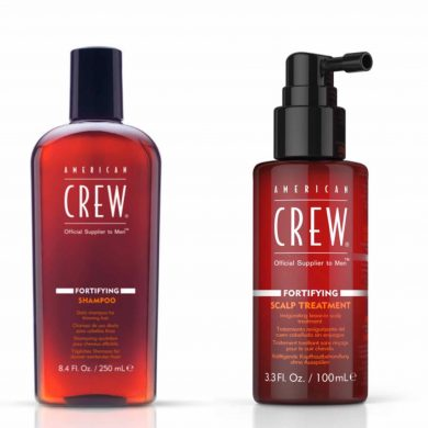 American Crew men's hair products for fine hair in Bristol