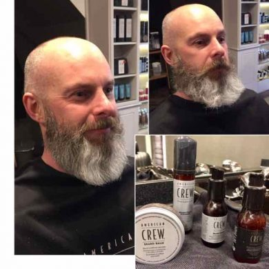 beard grooming product offer in Bristol