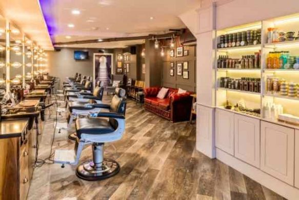 trends mens hairdressing male grooming Bristol