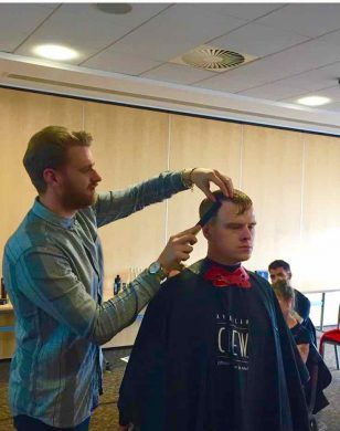 Gloucester Road barbers men's hairstyling tips
