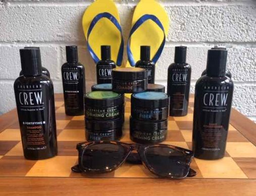 American Crew men's hair products Bristol