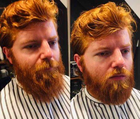 best beard trimming Bristol