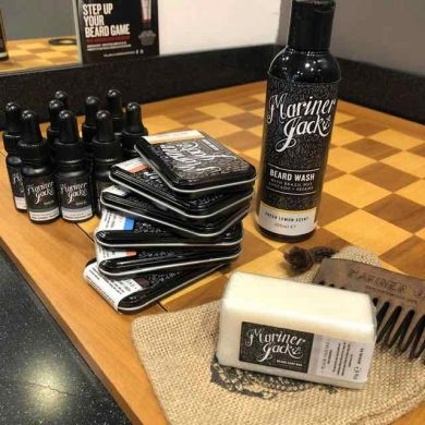 best beard care products Bristol