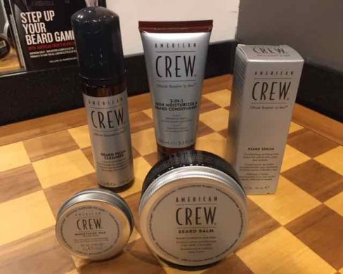 beard care products Bristol