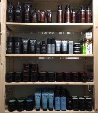 American Crew men's hairstyling products Bristol