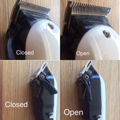 male grooming at home in lockdown gloucester road barbers