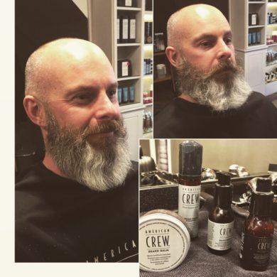 male grooming tips in lockdown from Bristol barber