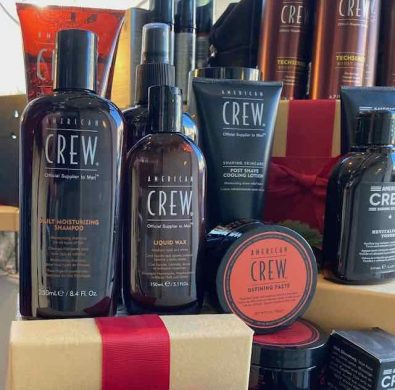 mens hair product presents male grooming gifts bristol